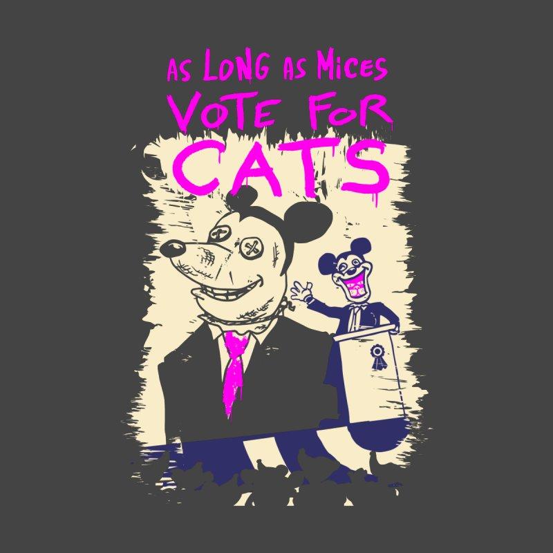 Wise mouse Men's T-Shirt by Chemise et Cul