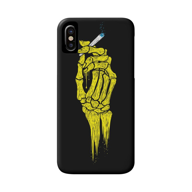 LIT Accessories Phone Case by Cyan Bones