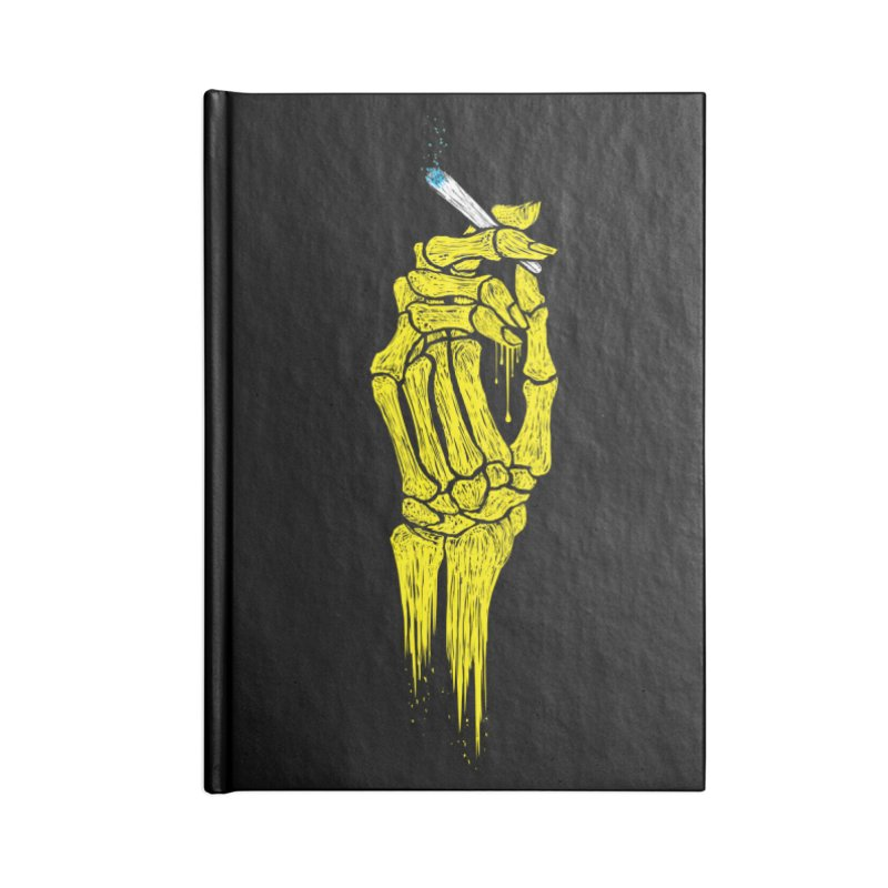 LIT Accessories Notebook by Cyan Bones