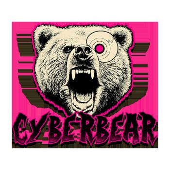 cyberbear's Artist Shop Logo