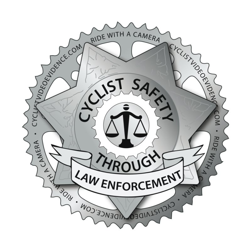Cyclist Safety Through Law Enforcement by Cyclist Video Evidence's Artist Shop