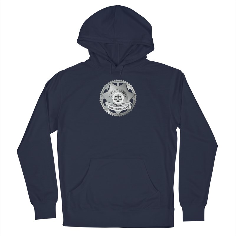 Cyclist Safety Through Law Enforcement Men's Pullover Hoody by Cyclist Video Evidence's Artist Shop