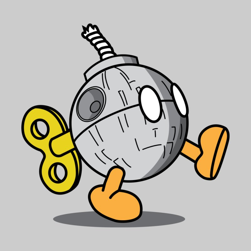 That's no Bob-omb Accessories Button by D4N13L design & stuff
