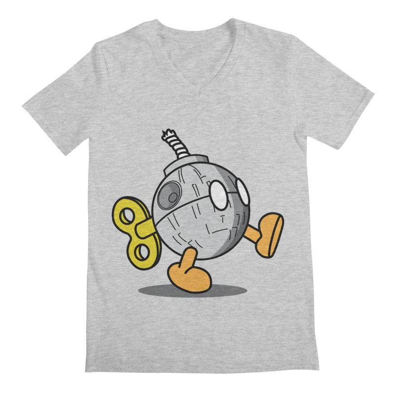 That's no Bob-omb Men's V-Neck by D4N13L design & stuff