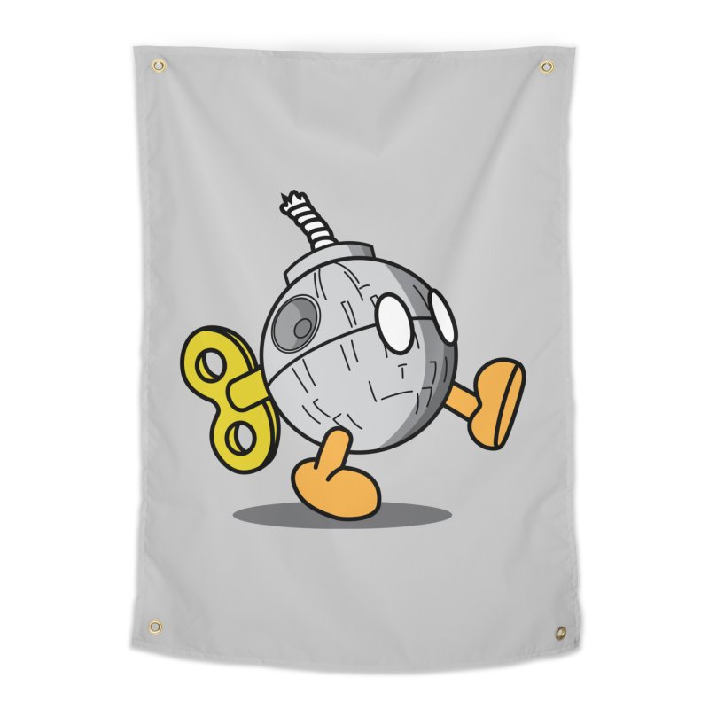 That's no Bob-omb Home Tapestry by D4N13L design & stuff