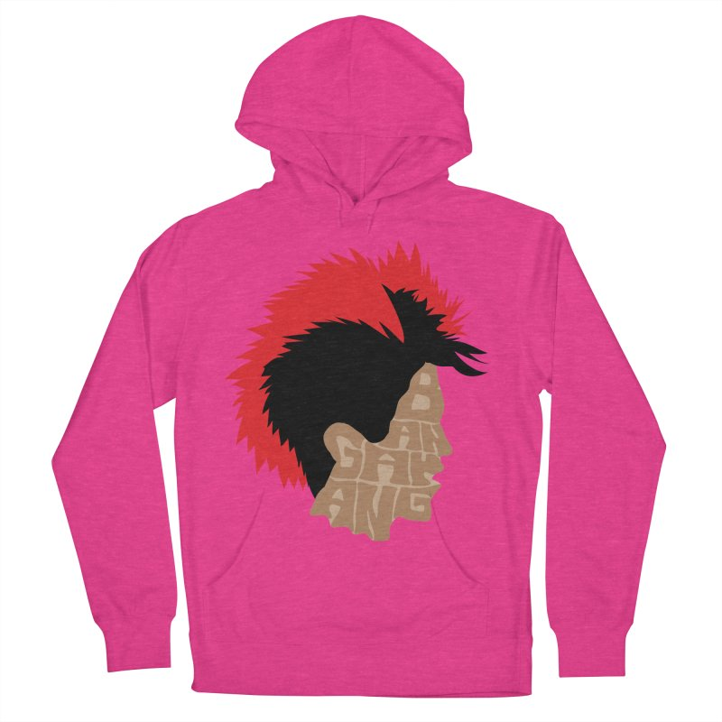 Bangarang! Women's French Terry Pullover Hoody by D4N13L design & stuff
