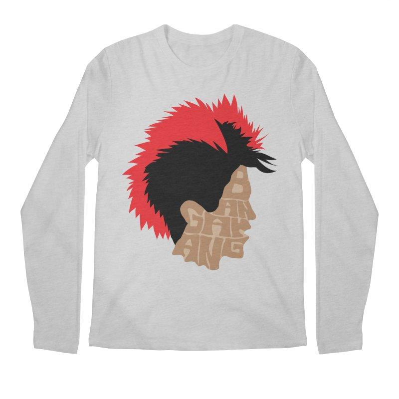 Bangarang! Men's Regular Longsleeve T-Shirt by D4N13L design & stuff