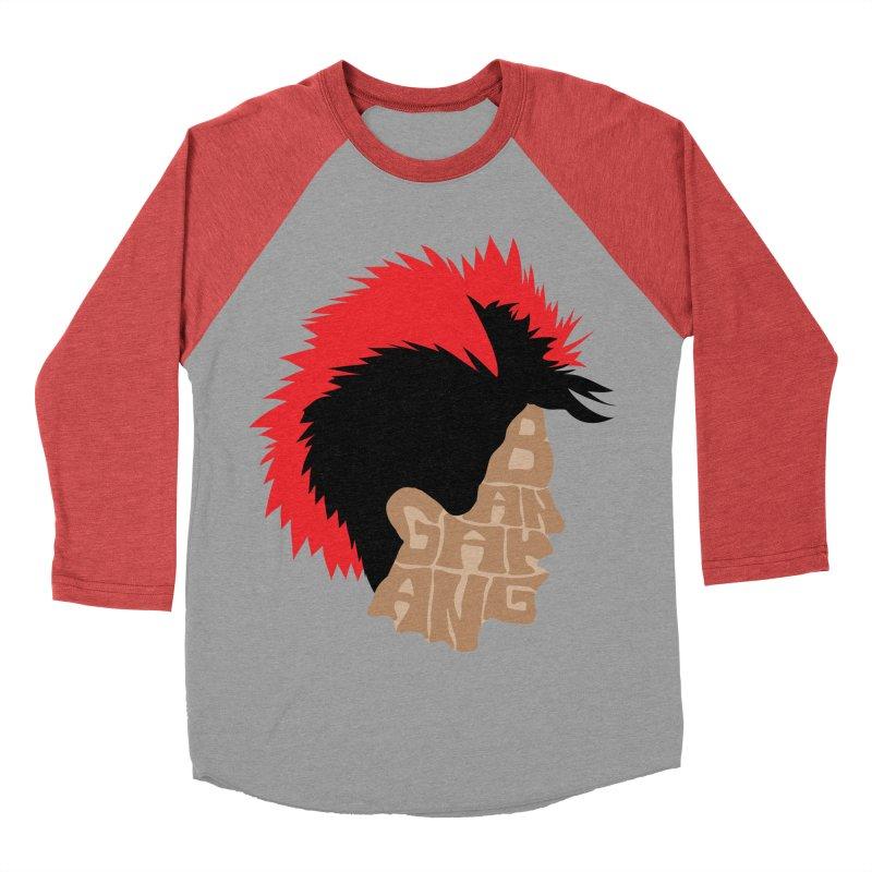 Bangarang! Men's Baseball Triblend Longsleeve T-Shirt by D4N13L design & stuff