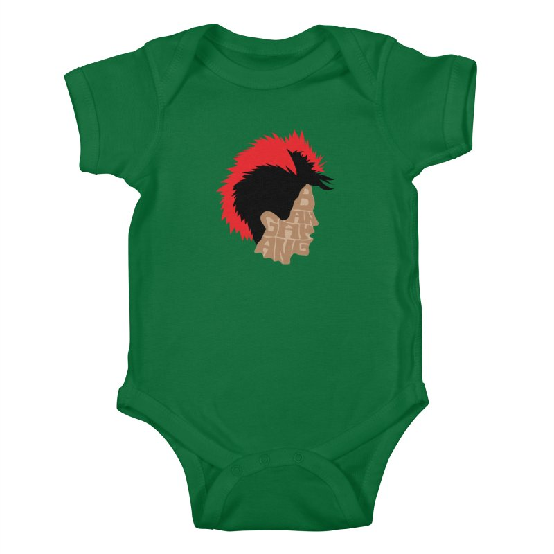 Bangarang! Kids Baby Bodysuit by D4N13L design & stuff