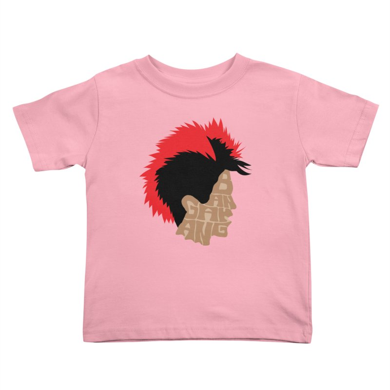Bangarang! Kids Toddler T-Shirt by D4N13L design & stuff