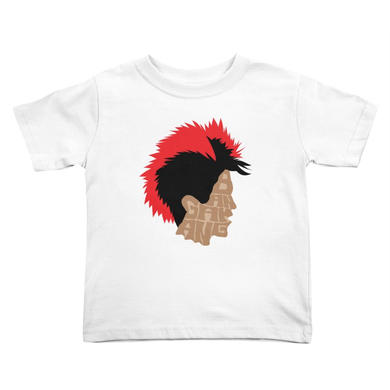 Bangarang! Kids Toddler T-Shirt by D4N13L design & stuff