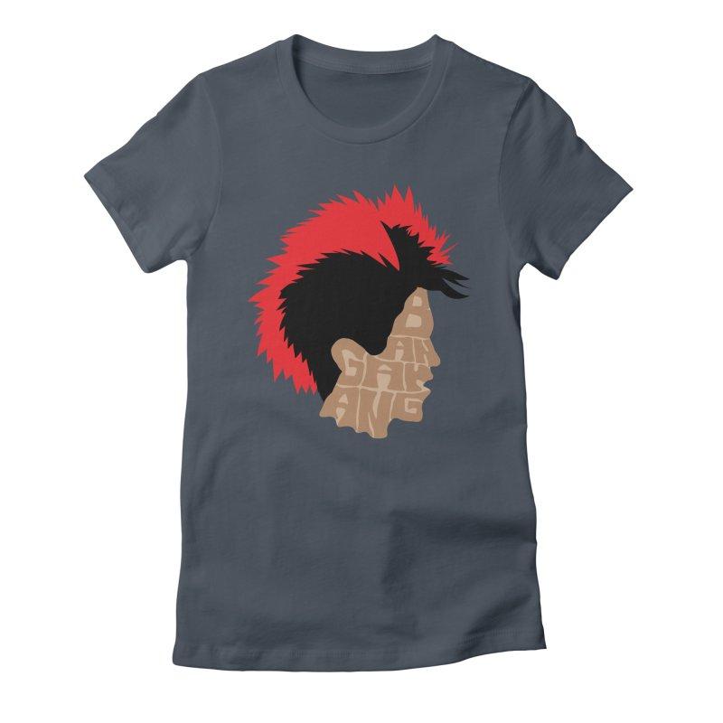 Bangarang! Women's T-Shirt by D4N13L design & stuff