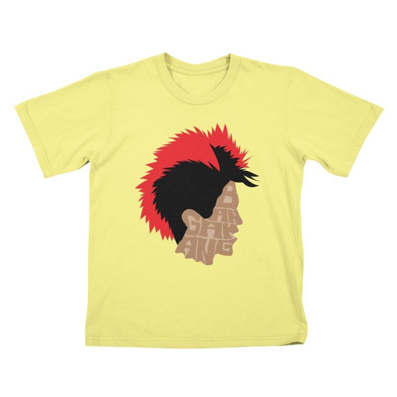 Bangarang! Kids T-shirt by D4N13L design & stuff