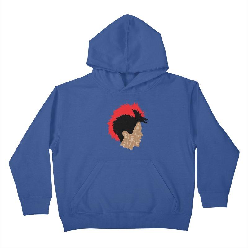 Bangarang! Kids Pullover Hoody by D4N13L design & stuff