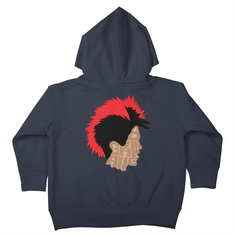 Bangarang! Kids Toddler Zip-Up Hoody by D4N13L design & stuff