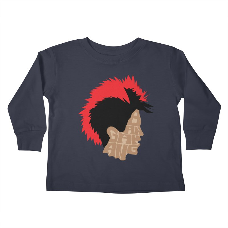 Bangarang! Kids Toddler Longsleeve T-Shirt by D4N13L design & stuff
