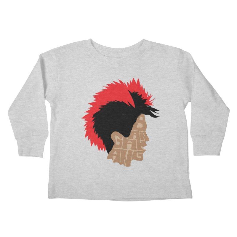 Bangarang! Kids Toddler Longsleeve T-Shirt by D4N13L design & stuff