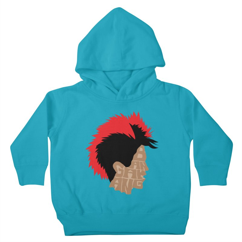 Bangarang! Kids Toddler Pullover Hoody by D4N13L design & stuff