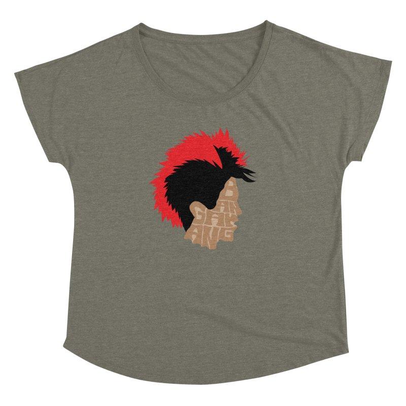Bangarang! Women's Dolman by D4N13L design & stuff