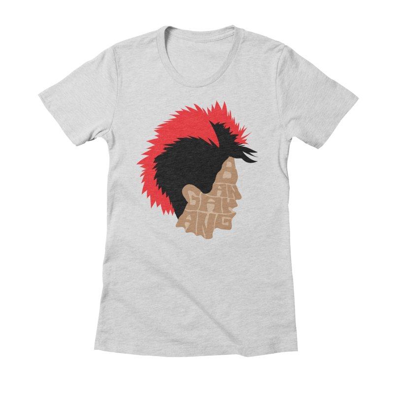 Bangarang! Women's Fitted T-Shirt by D4N13L design & stuff