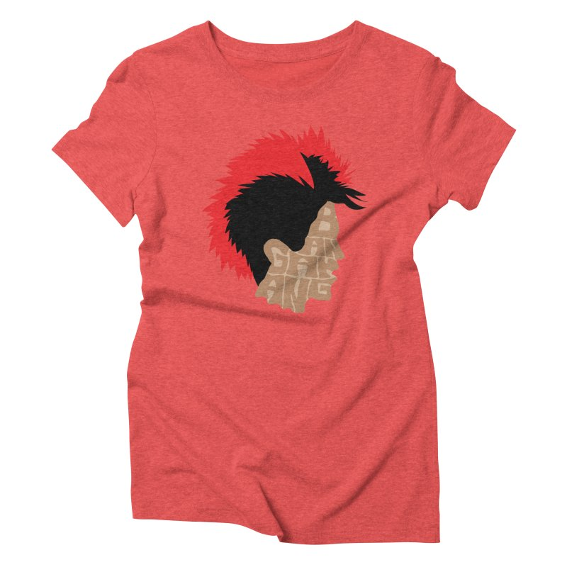 Bangarang! Women's Triblend T-Shirt by D4N13L design & stuff