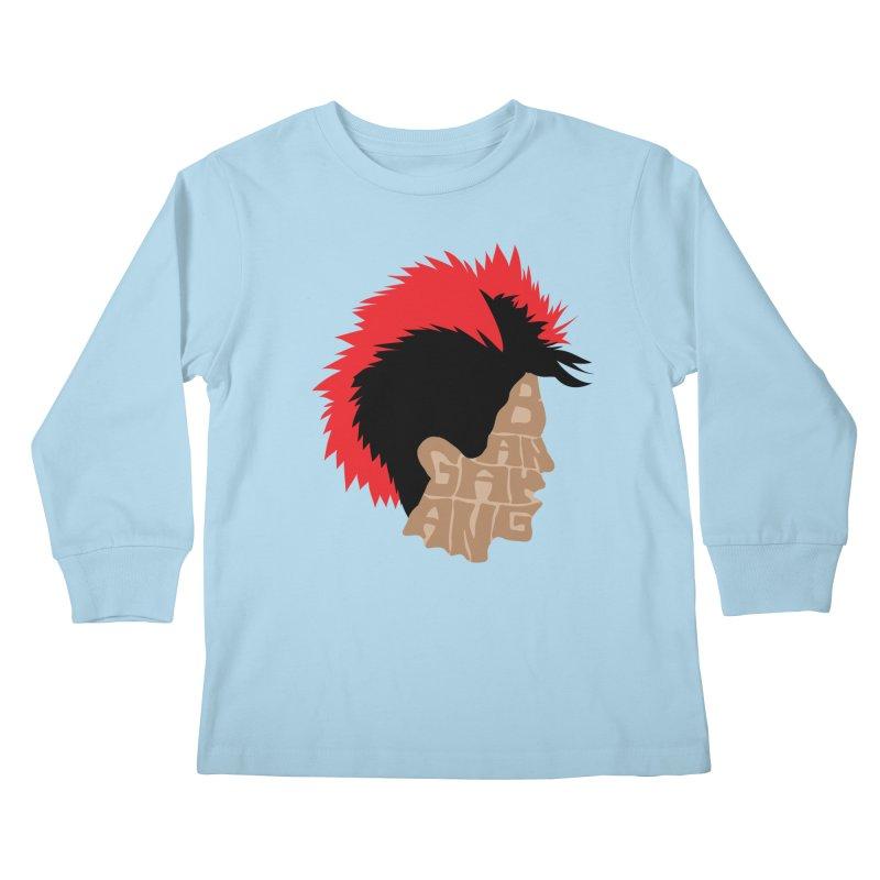 Bangarang! Kids Longsleeve T-Shirt by D4N13L design & stuff