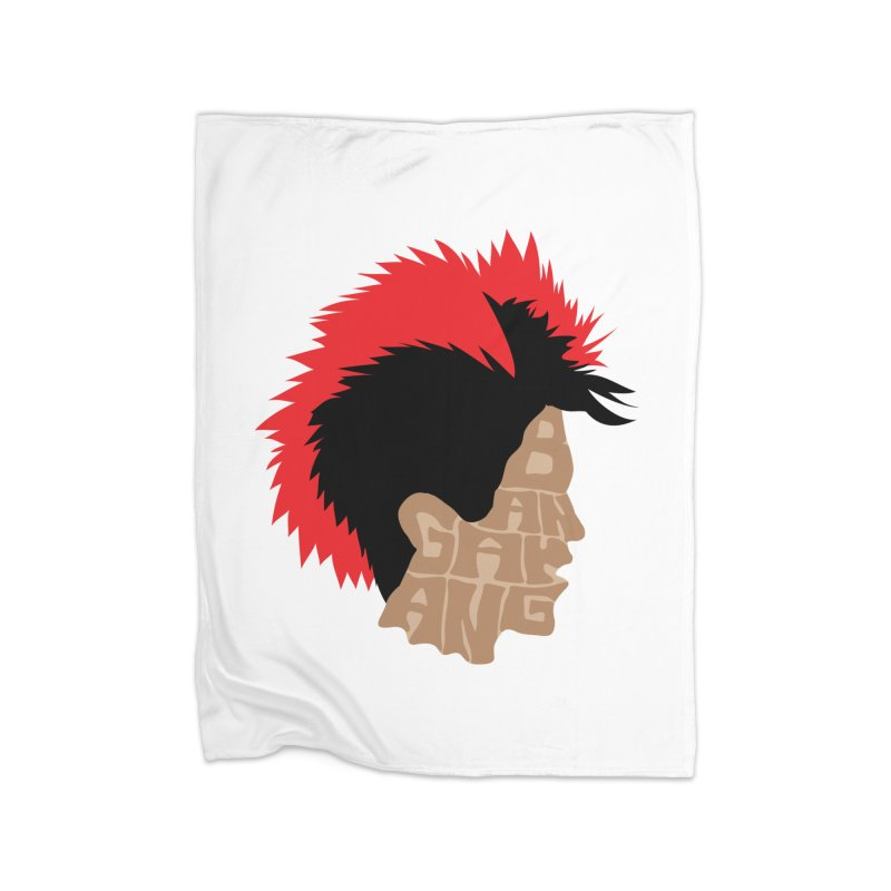 Bangarang! Home Fleece Blanket Blanket by D4N13L design & stuff