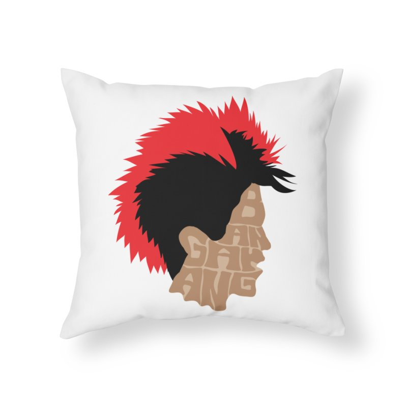 Bangarang! Home Throw Pillow by D4N13L design & stuff