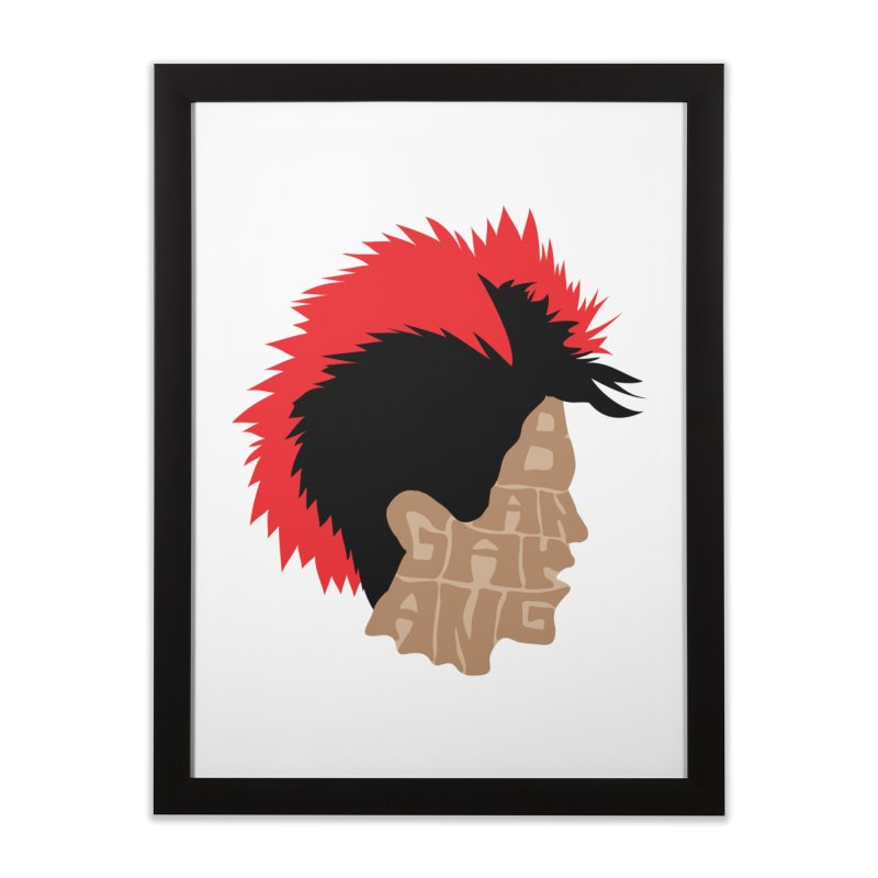Bangarang! Home Framed Fine Art Print by D4N13L design & stuff