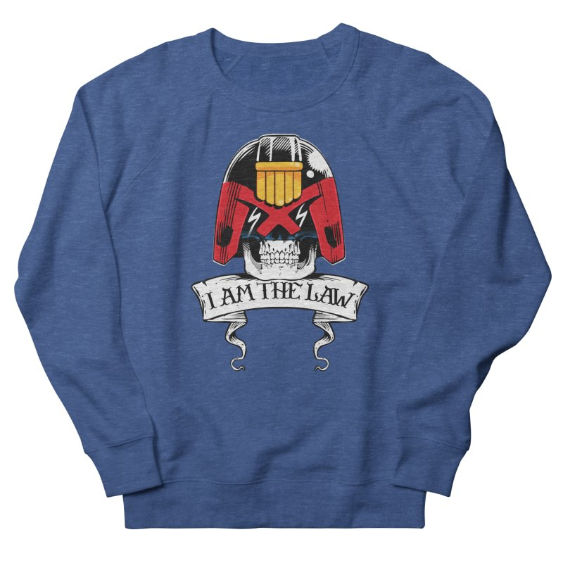 I AM THE LAW Women's Sweatshirt by D4N13L design & stuff