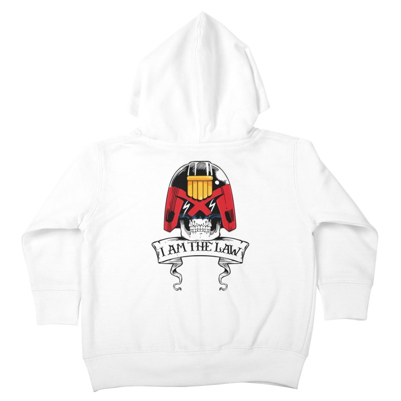 I AM THE LAW   by D4N13L design & stuff
