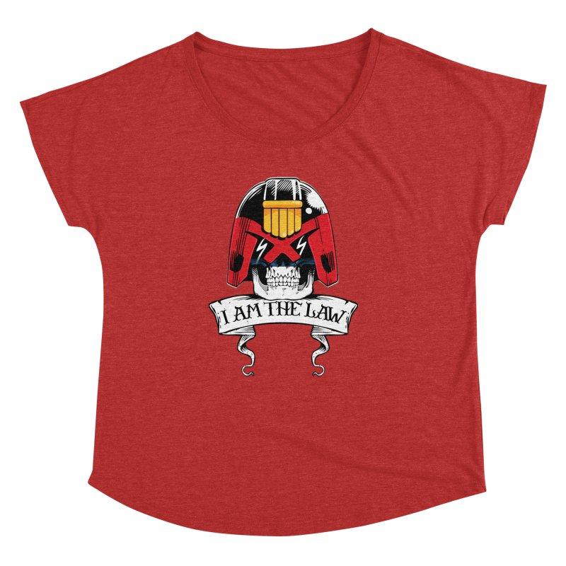 I AM THE LAW Women's Dolman by D4N13L design & stuff