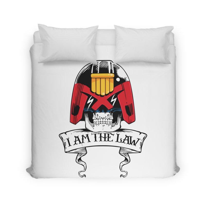 I AM THE LAW Home Duvet by D4N13L design & stuff