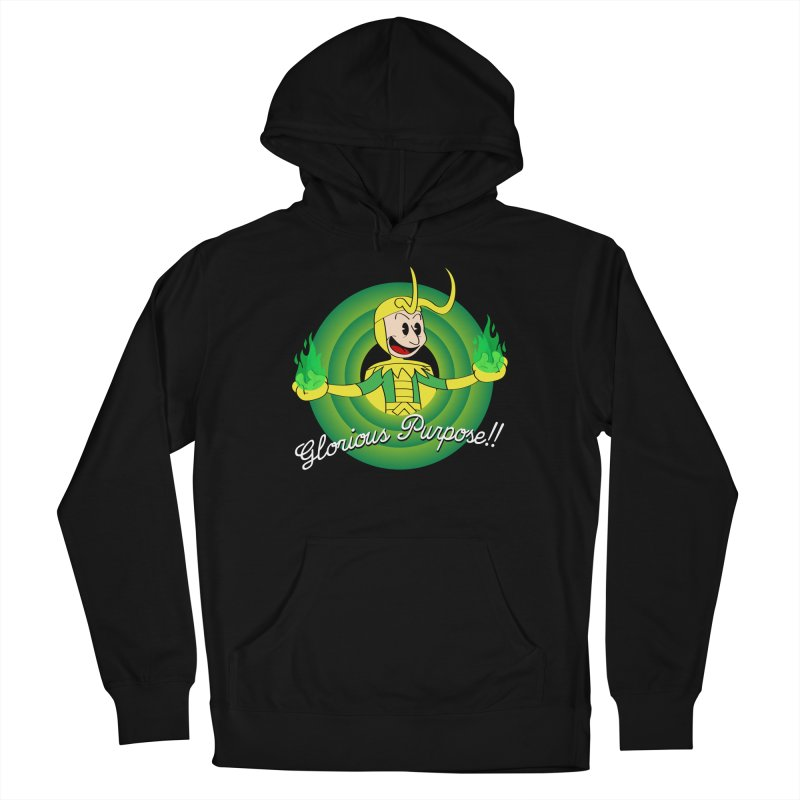 Glorious Purpose!! Women's Pullover Hoody by D4N13L design & stuff