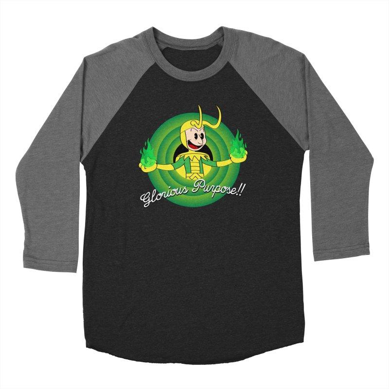 Glorious Purpose!! Women's Longsleeve T-Shirt by D4N13L design & stuff
