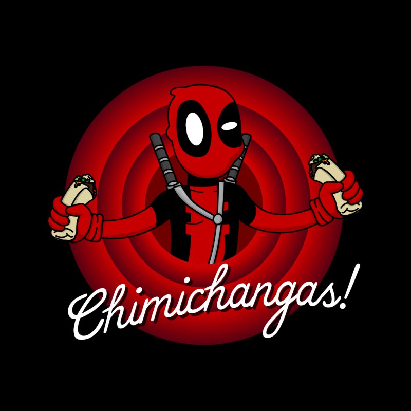 Chimichangas! None  by D4N13L design & stuff