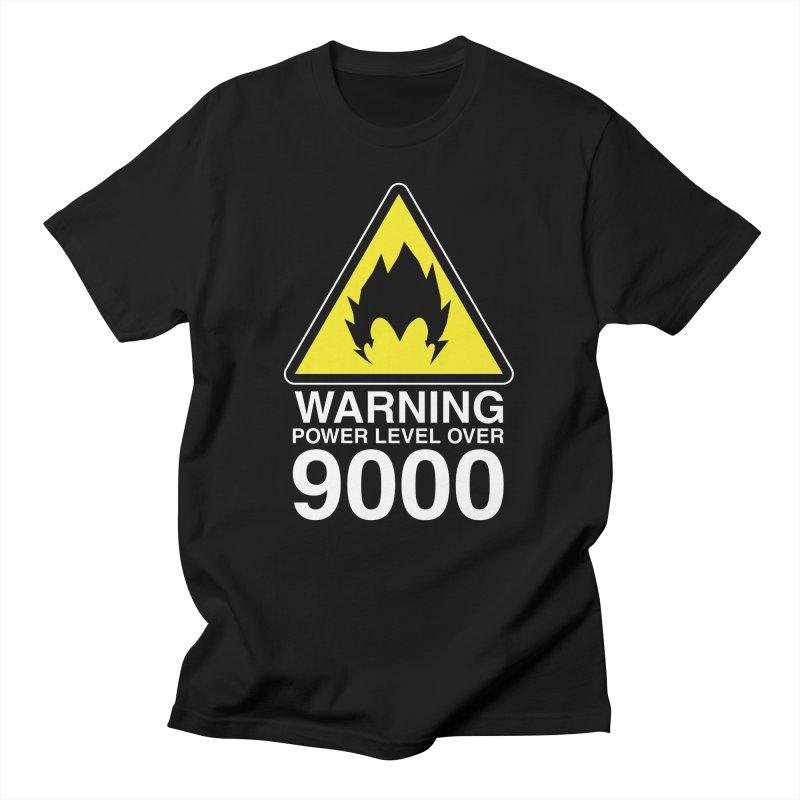 Power Level Men's T-Shirt by D4N13L design & stuff