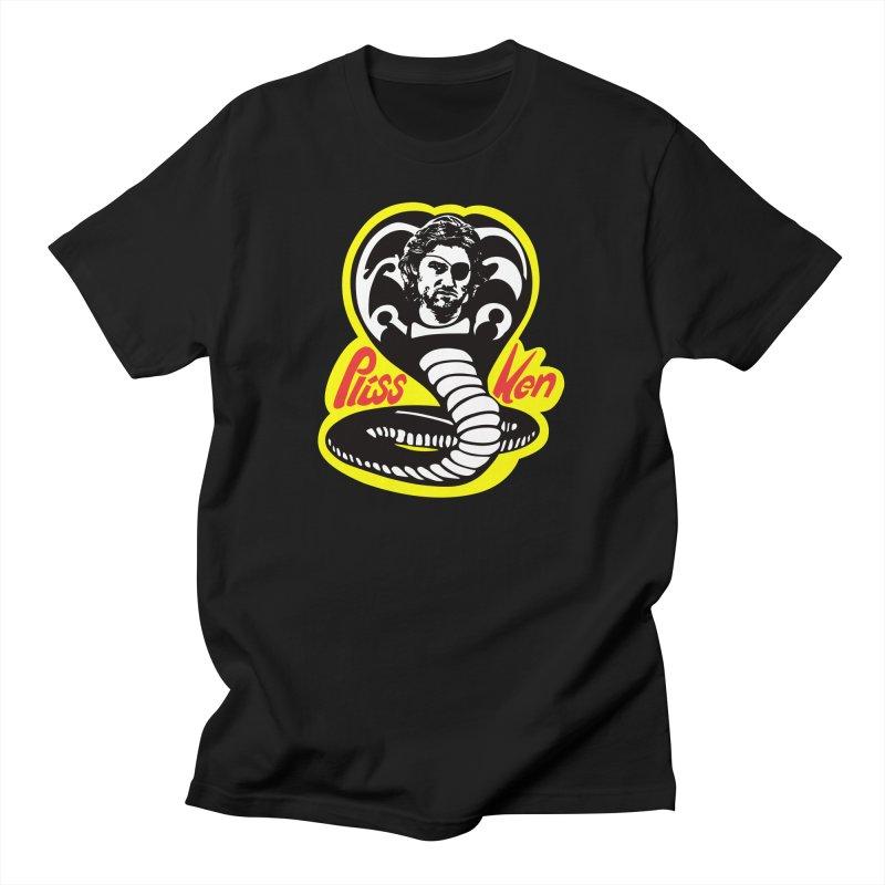 Plissken Men's T-Shirt by D4N13L design & stuff