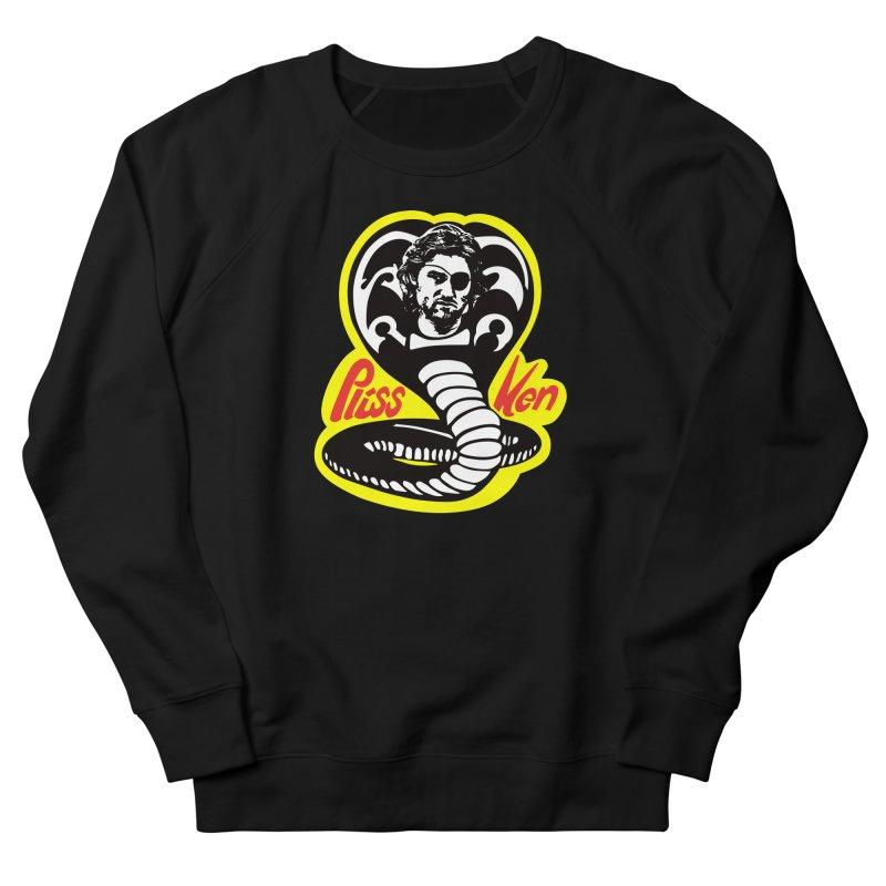 Plissken Women's French Terry Sweatshirt by D4N13L design & stuff