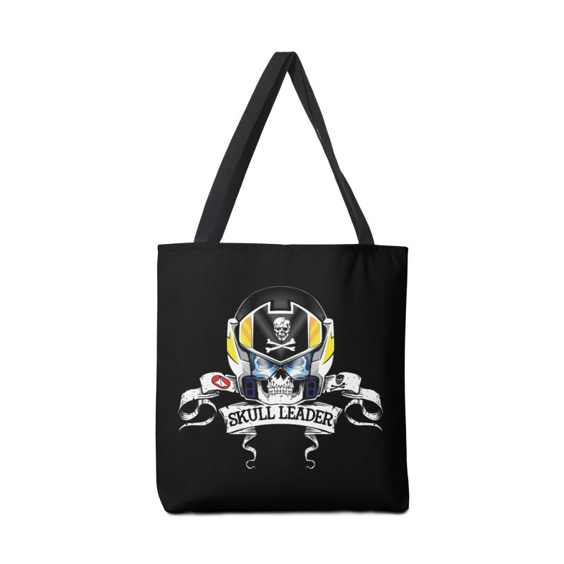 Skull Leader - Roy Focker Accessories Tote Bag Bag by D4N13L design & stuff