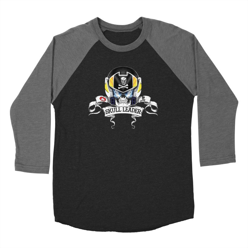 Skull Leader - Roy Focker Women's Baseball Triblend Longsleeve T-Shirt by D4N13L design & stuff