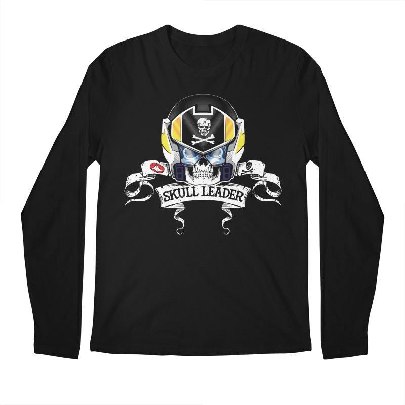 Skull Leader - Roy Focker Men's Regular Longsleeve T-Shirt by D4N13L design & stuff