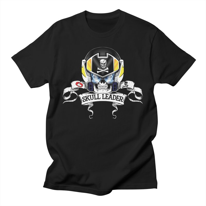 Skull Leader - Roy Focker Men's T-Shirt by D4N13L design & stuff
