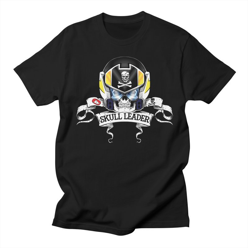 Skull Leader - Roy Focker Women's Regular Unisex T-Shirt by D4N13L design & stuff