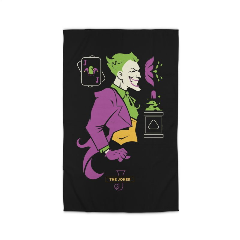 Joker - DC Superhero Profiles Home Rug by daab Creative's Artist Shop