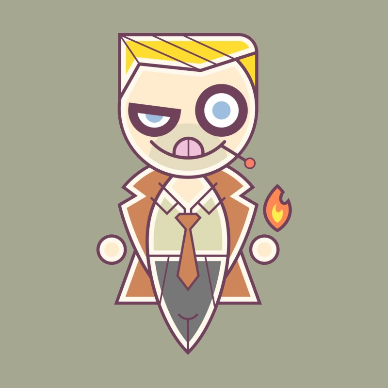 Constantine Silly by daab Creative's Artist Shop