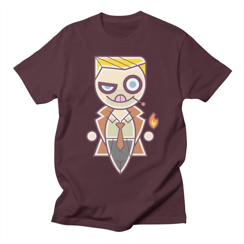 Constantine Silly Men's T-Shirt by daab Creative's Artist Shop