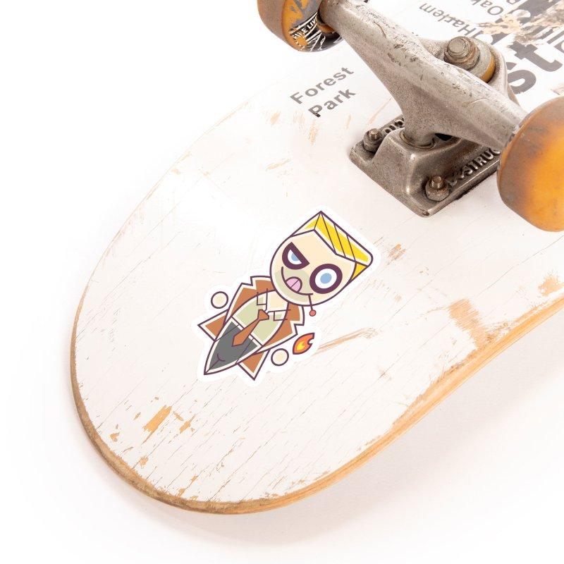 Constantine Silly Accessories Sticker by daab Creative's Artist Shop