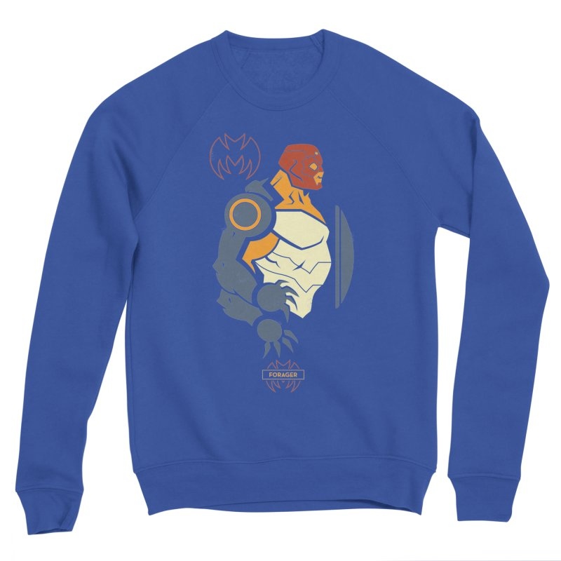 Forager, Young Justice - DC Superhero Profiles Women's Sweatshirt by daab Creative's Artist Shop