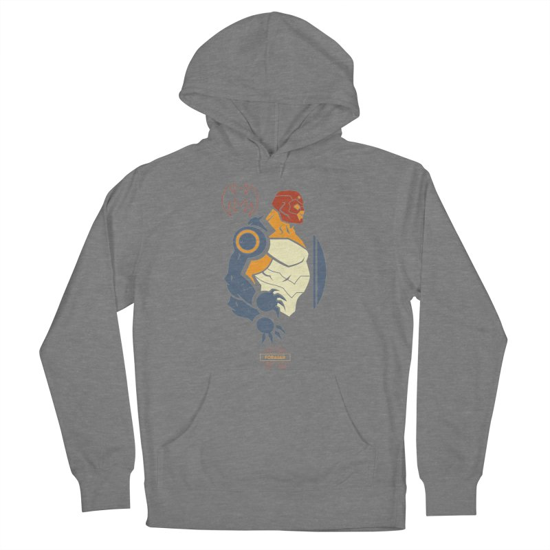 Forager, Young Justice - DC Superhero Profiles Women's Pullover Hoody by daab Creative's Artist Shop